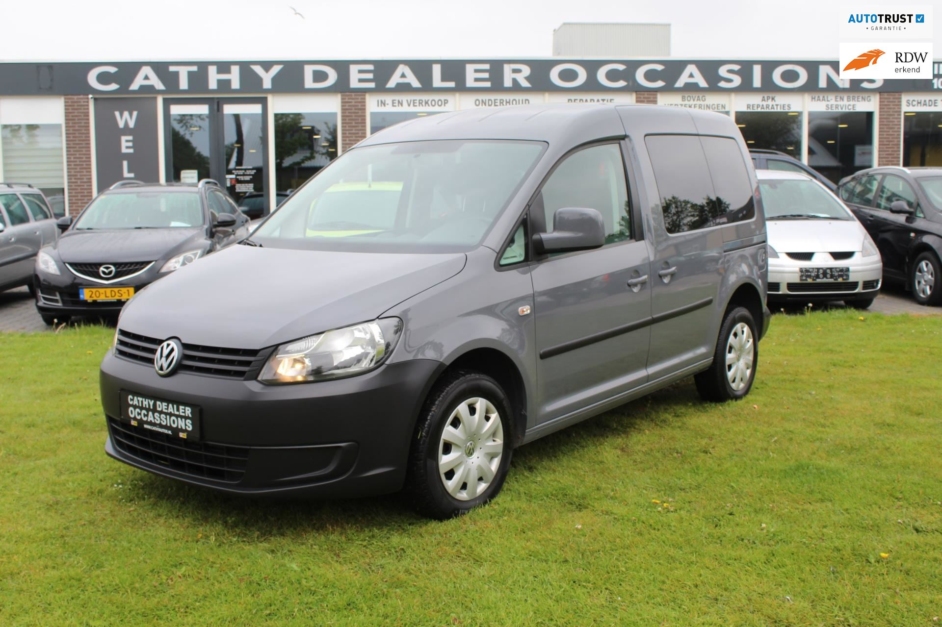 Volkswagen Caddy occasion - Cathy Dealer Occasions
