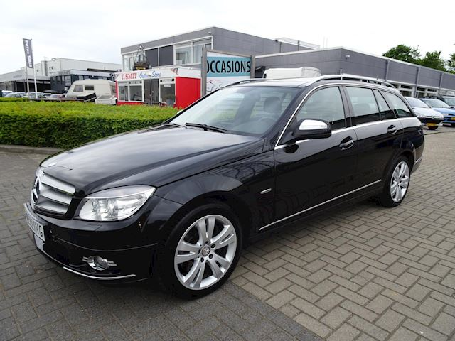 Mercedes-Benz C-klasse Estate 320 CDI Avantgarde 1e eigenaar en vol opties