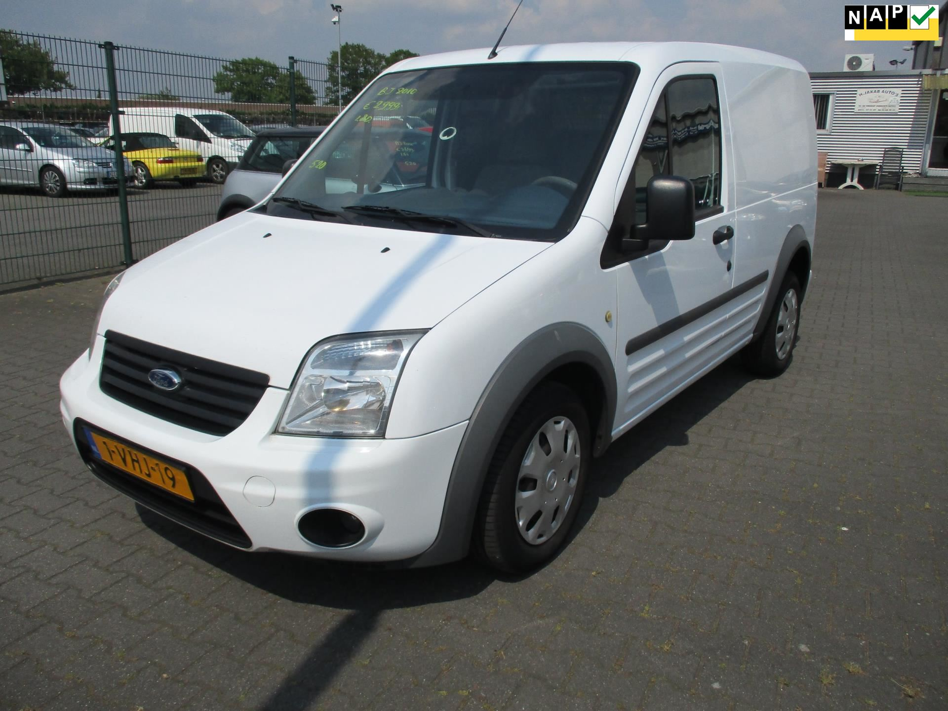 Ford Transit Connect occasion - Harry Jakab Auto's