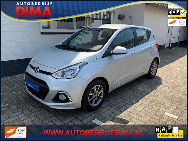 Hyundai I10 1.2i Fifa World cup Edition/ Airco/ BT/ Cruise Control/ Stuur+ Stoelverwarming