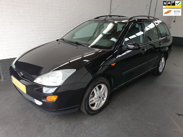 Ford Focus Wagon 1.6-16V Collection airco / lm velgen