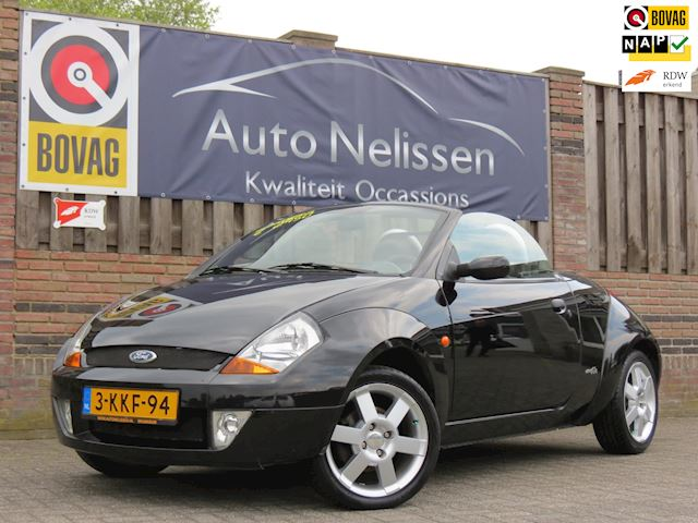 Ford Streetka 1.6 First Edition | LEER | AIRCO |