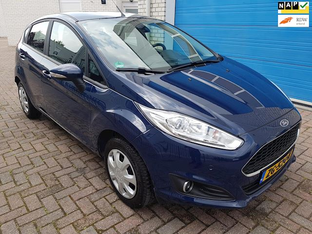 Ford Fiesta 1.0 Style Ultimate AIRCO-CRUISE-LED-PDC 80PK