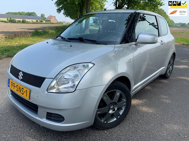 Suzuki Swift 1.3 GLS / LPG G3 bj 2005