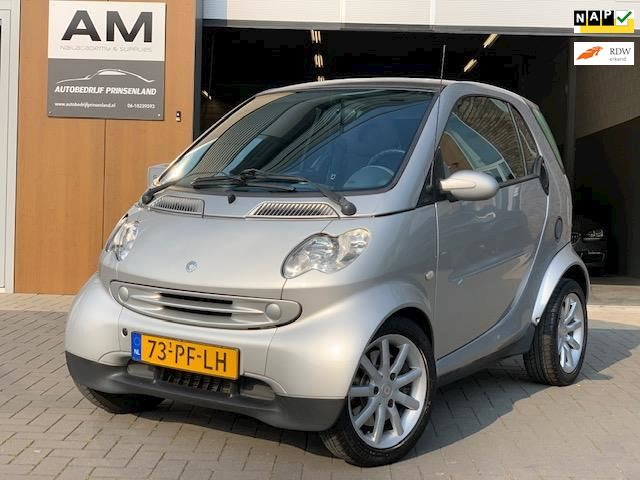 Smart Fortwo coup 0.7 passion  Nieuwe APK