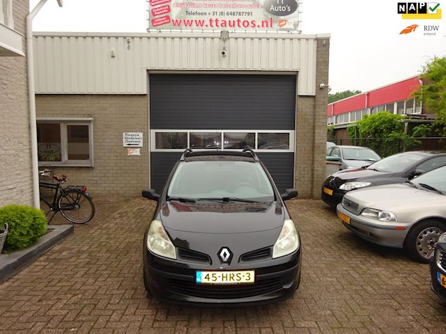 Renault Clio Estate 1.2 TCE Expression