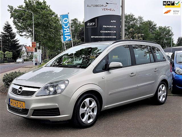 Opel Zafira 2.2 Enjoy 7 Zits Clima Cruise Trekhaak