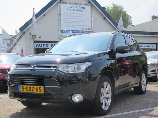 Mitsubishi Outlander 2.0 PHEV Instyle+ ?no tax marge auto geen btw full options