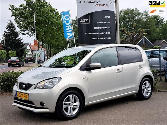 Seat Mii 1.0 Chill Out 5 Drs Airco Navi Dealerauto Nap Boekjes