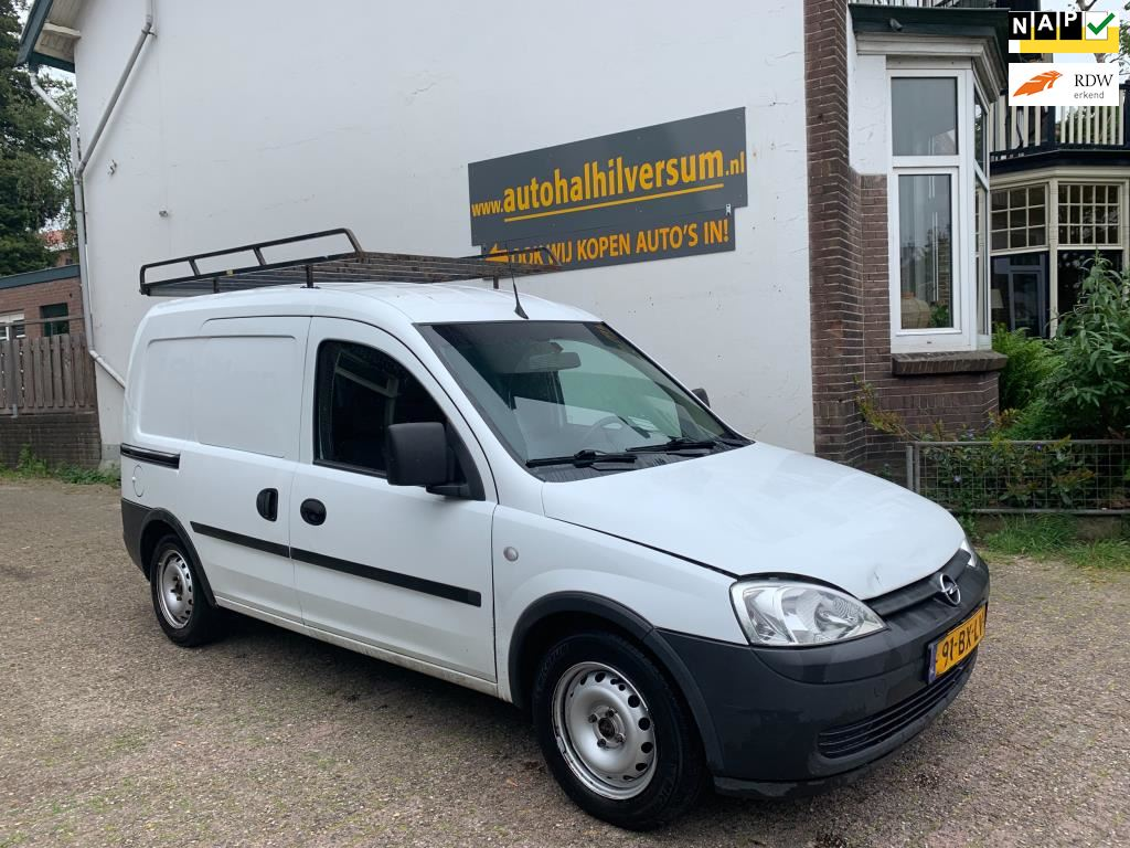 Opel Combo occasion - Autohal Hilversum