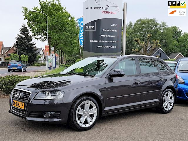 Audi A3 Sportback 1.6 Ambition Business Edition 5 Drs Clima Boekjes Dealerauto Nap