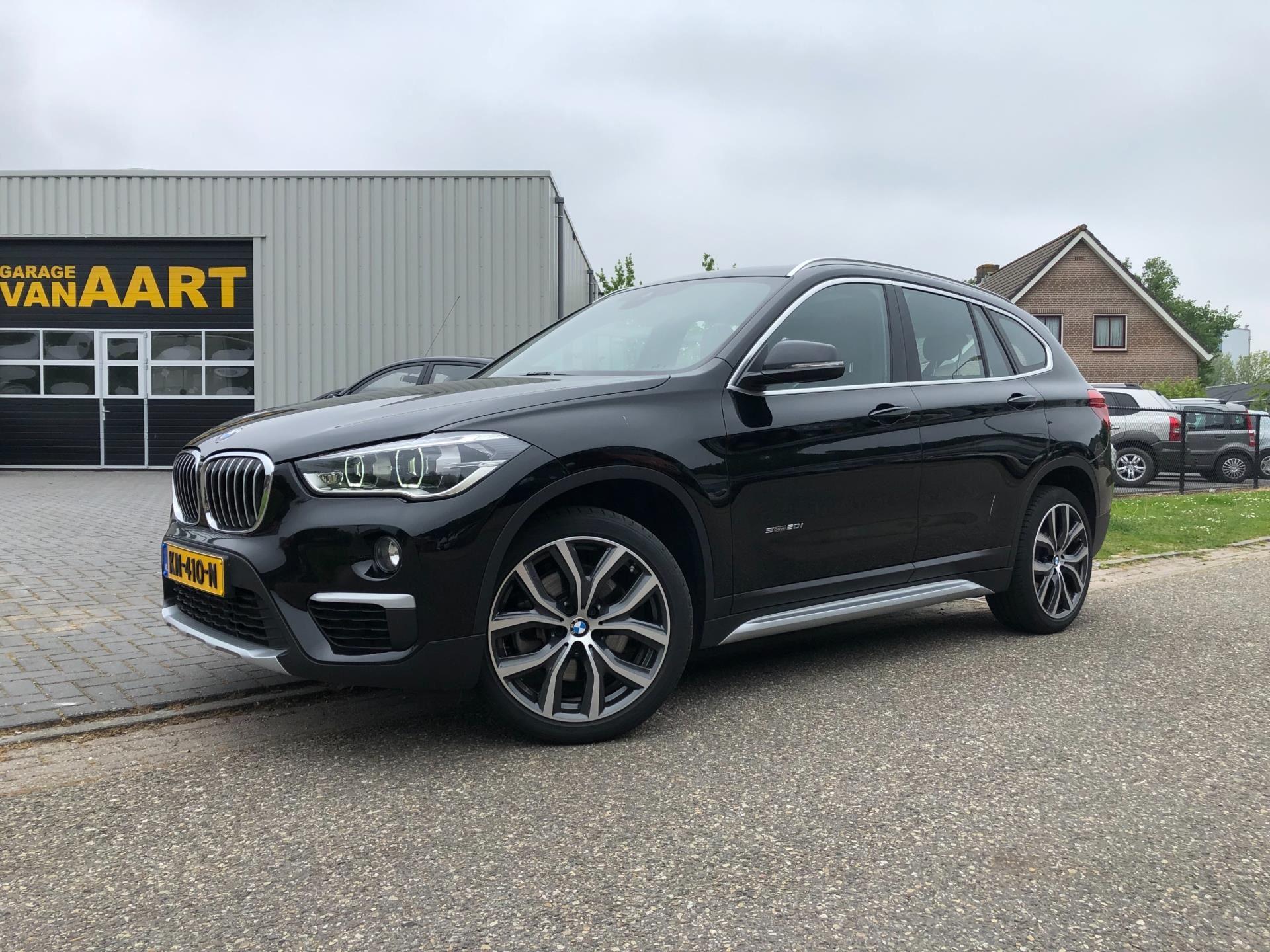 BMW X1 occasion - Garage van Aart