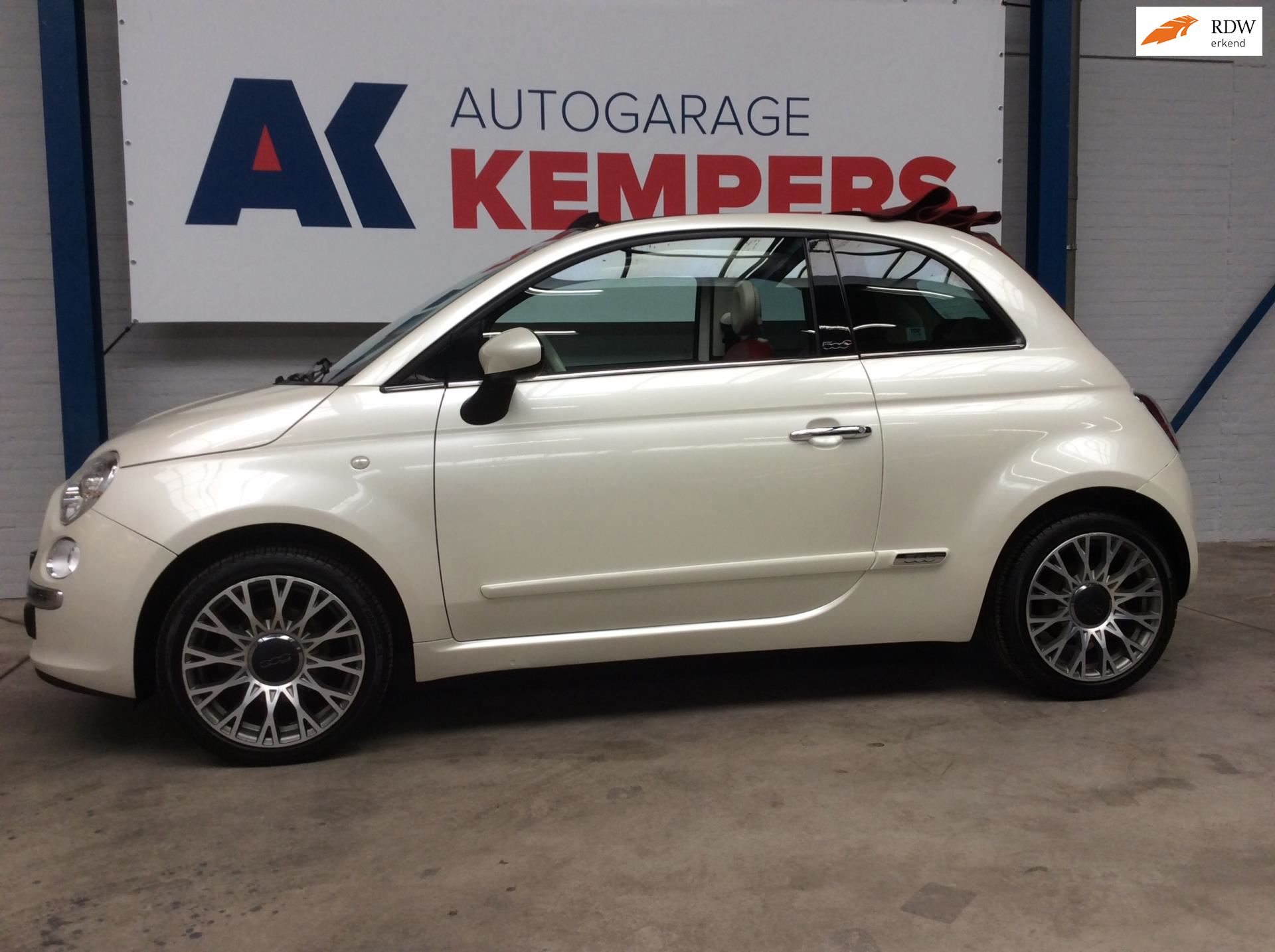 Fiat 500 occasion - Handelsonderneming P. Kempers