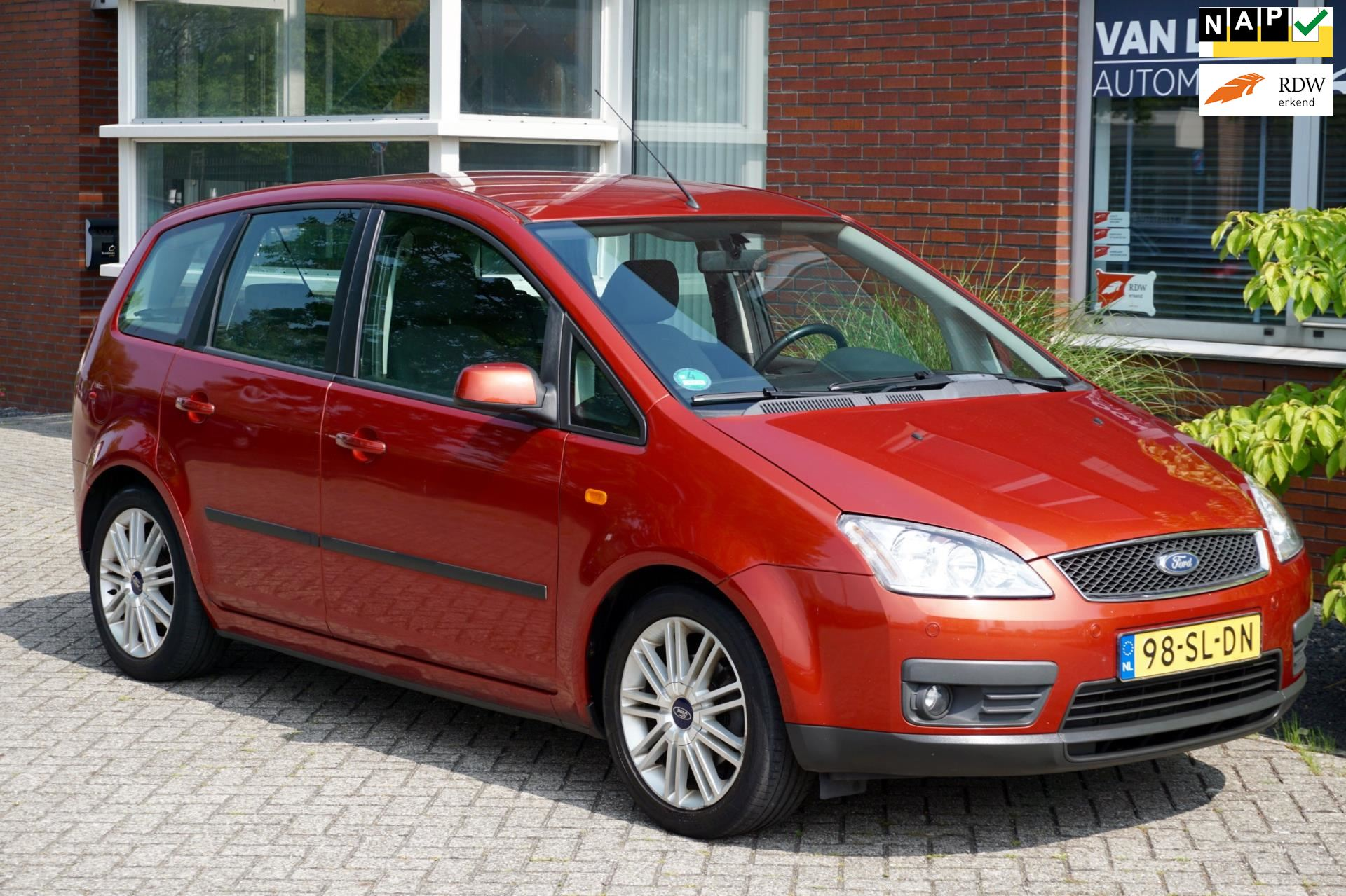 Ford Focus C-Max occasion - Van Loon Automotive