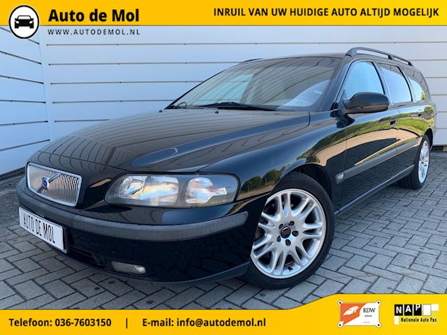 Volvo V70 2.4 T Geartronic , AUTOMAAT, AIRCO, NAVI
