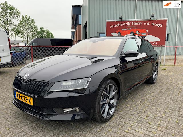 Skoda Superb Combi 1.4 TSI ACT Sportline Business