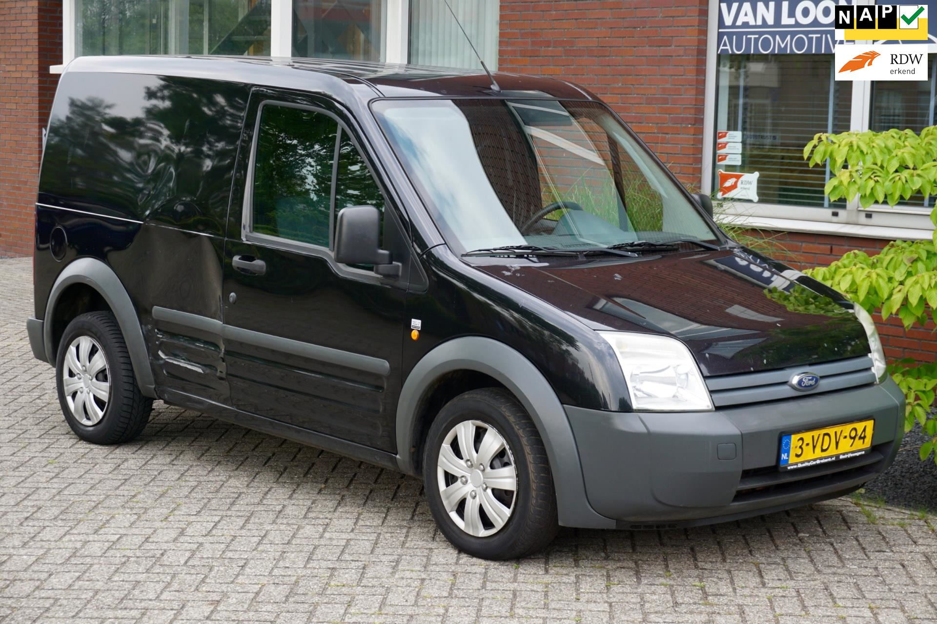Ford Transit Connect occasion - Van Loon Automotive