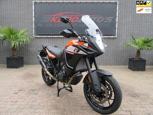 KTM All-road 1090 Adventure ABS Led GPR uitlaat Nieuwstaat