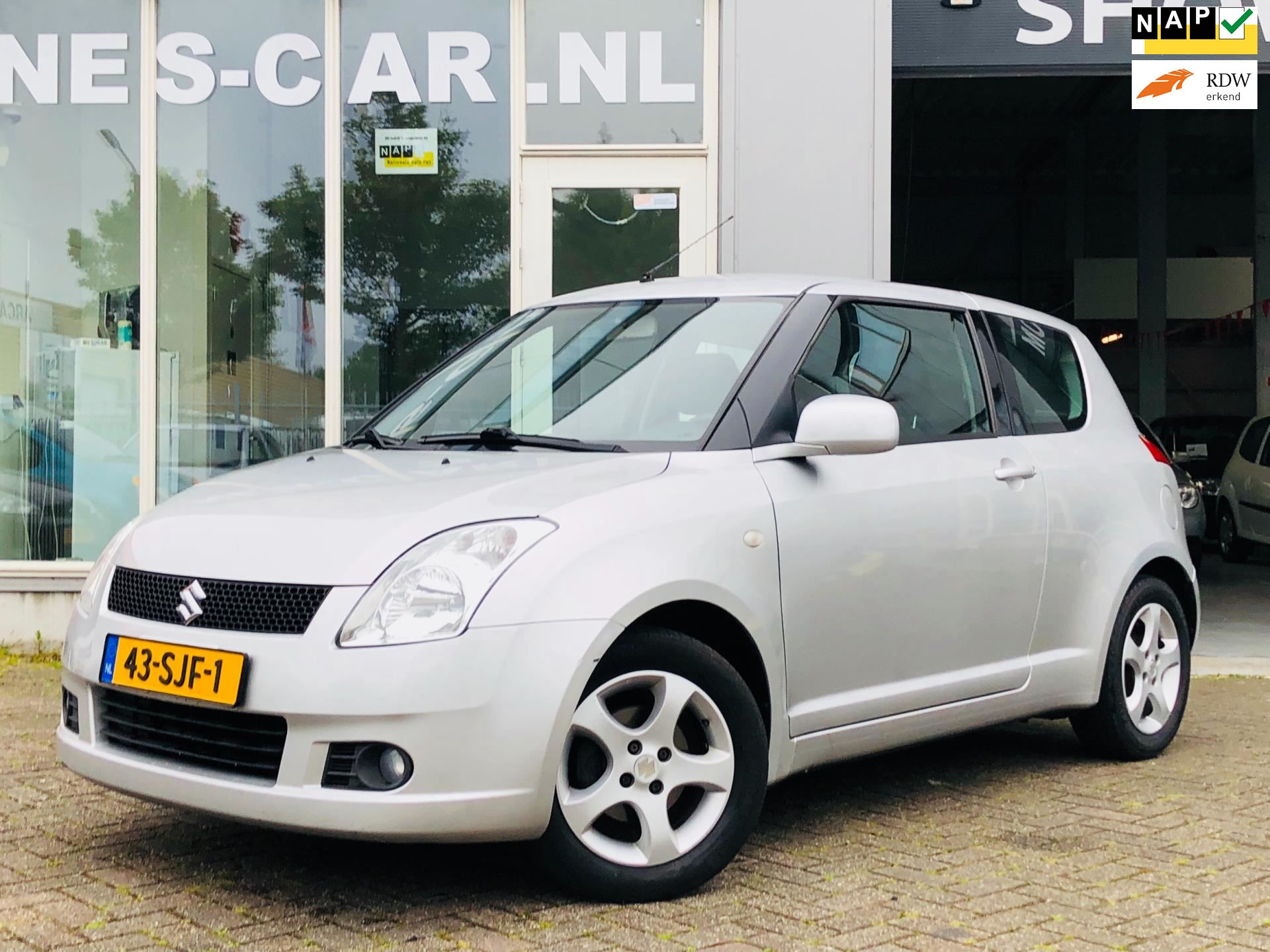 Suzuki Swift occasion - Nescar