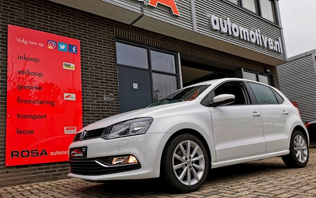 Volkswagen Polo 1.2 TSI Highline CRUISE STOELVERW .PDC (Touchscreen MP3 Bluetooth) BLUEMOTION