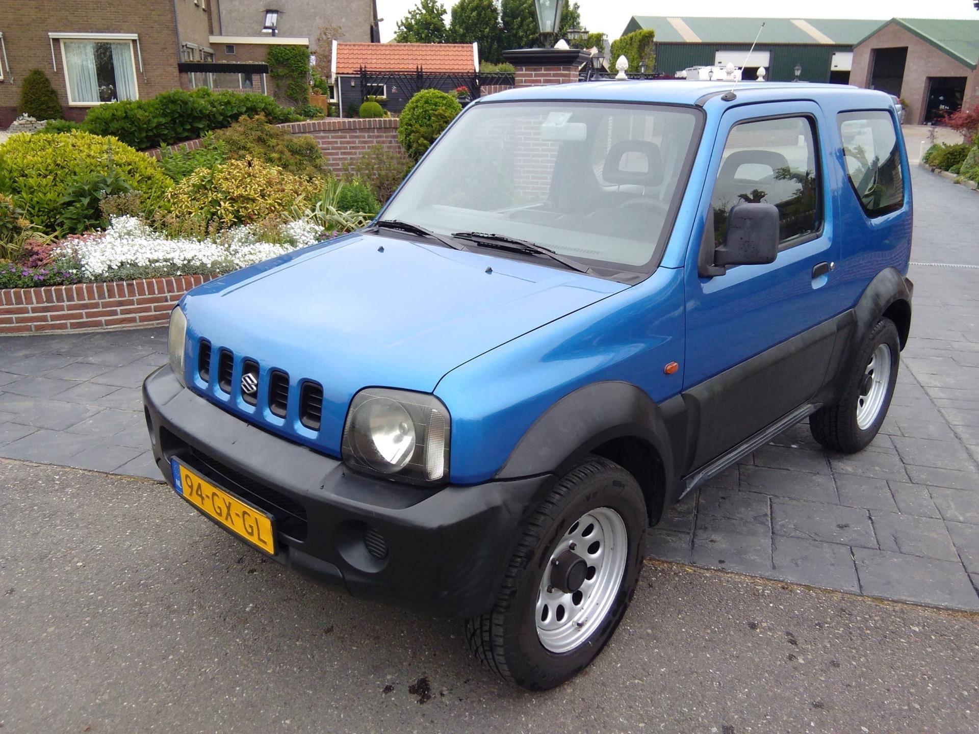 Suzuki Jimny occasion - Autobedrijf Oudewater