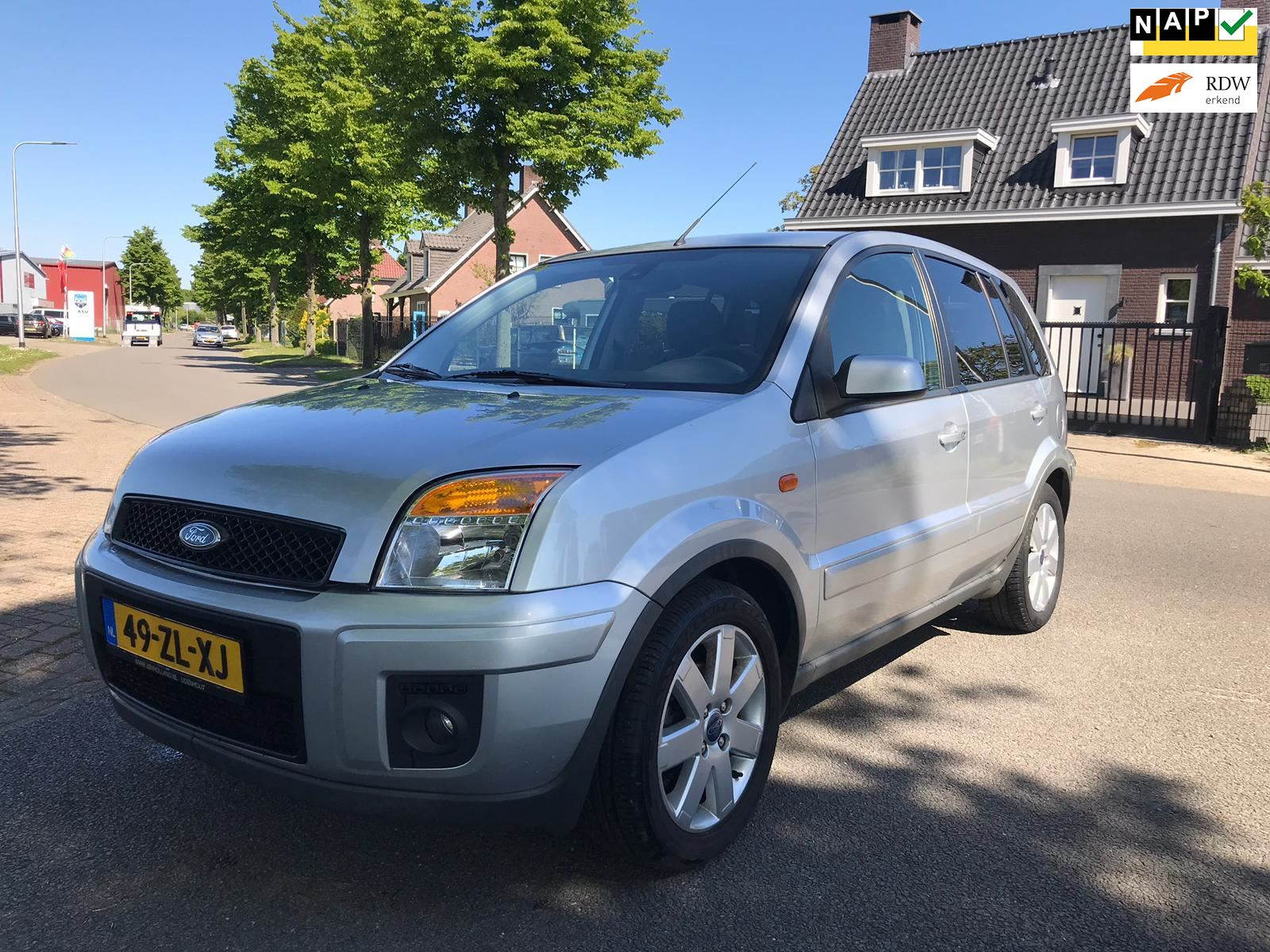 Ford Fusion occasion - ABV Holland