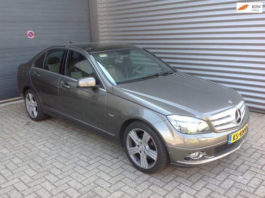 Mercedes-Benz C-klasse occasion - VSS-Auto