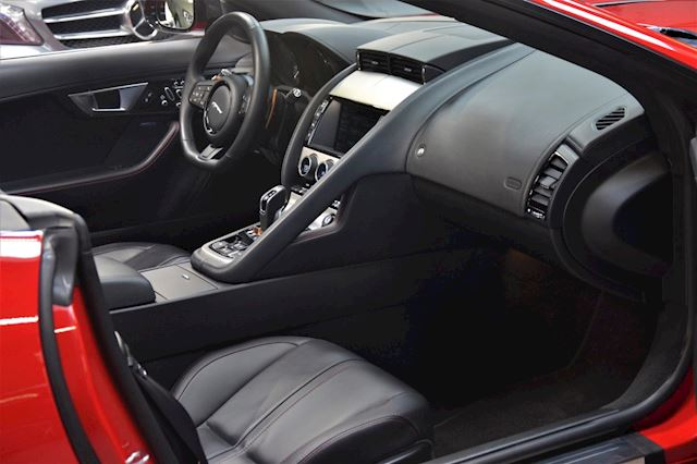 Jaguar F-TYPE 5.0 V8 SuperCharged 500PK!|Navi|nwp.168000,-|Dealer onderhouden