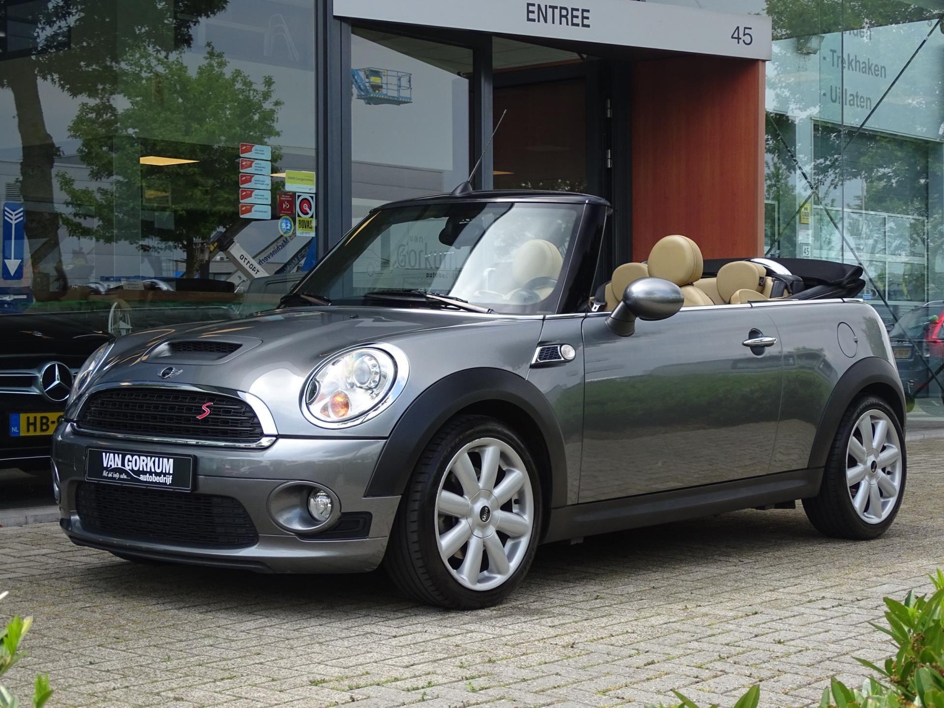 Mini Mini Cabrio occasion - Autobedrijf van Gorkum