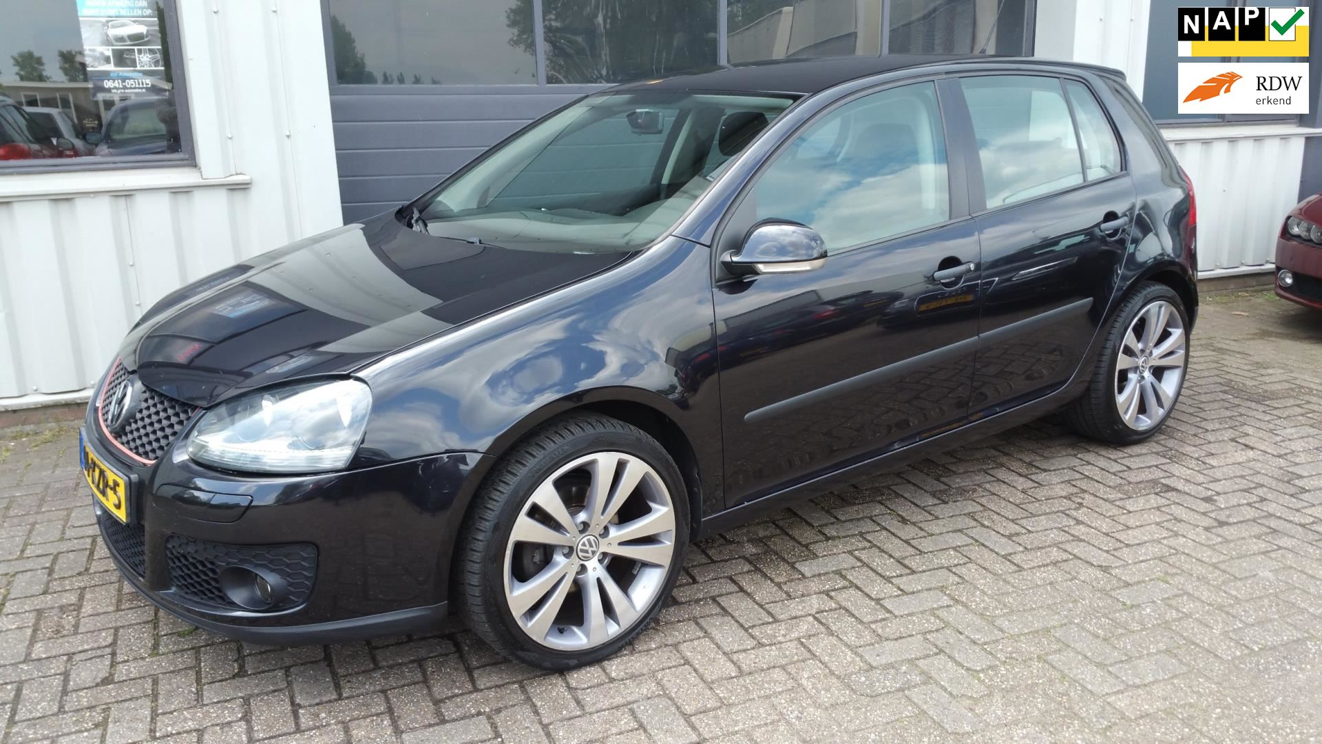 Volkswagen Golf occasion - RW-Automotive