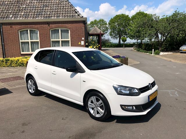 Volkswagen Polo 1.2-12V BlueMotion Comfortline STOEL VERW./ PDC
