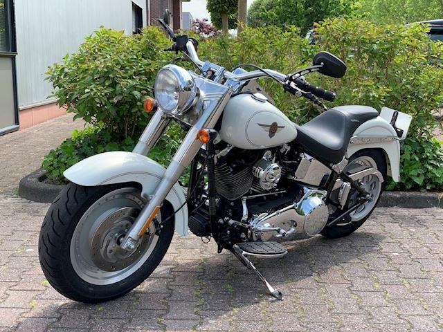 Harley Davidson Chopper 88 FLSTF Fat Boy Fatboy Nieuwstaat!
