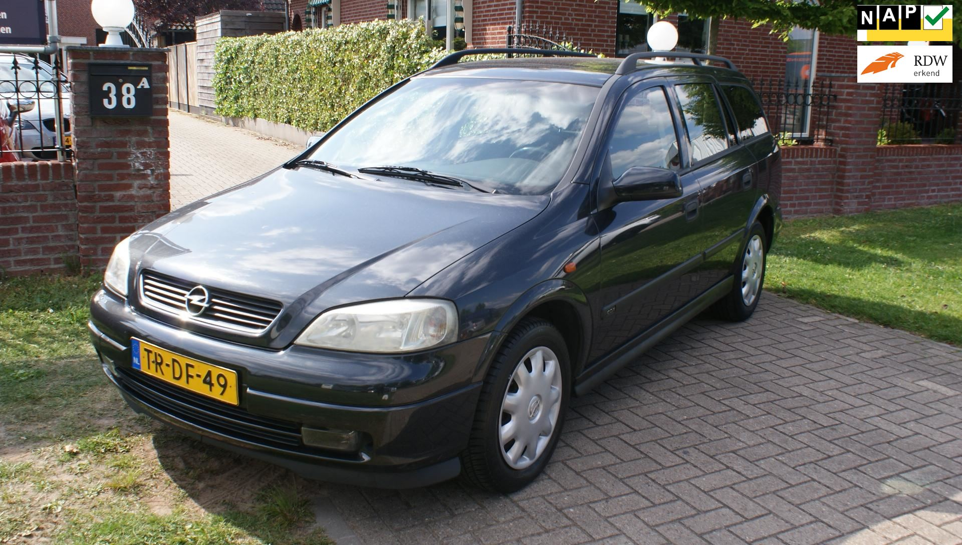 Opel Astra Wagon occasion - Autoservice Wachtmeester