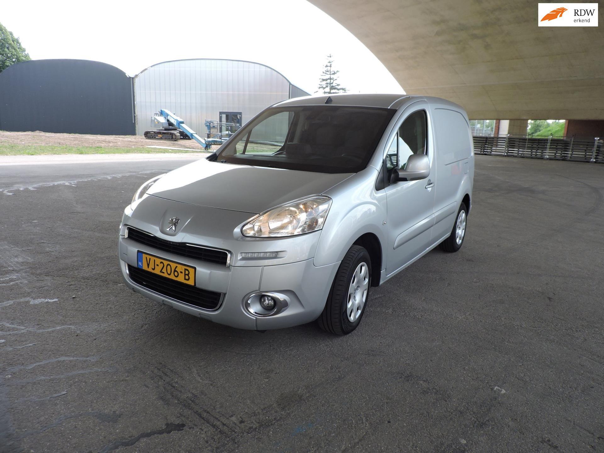Peugeot Partner occasion - TZT Nederland
