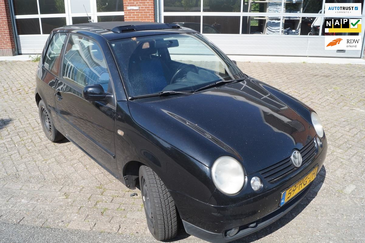 Volkswagen Lupo occasion - Auto Plaza Badhoevedorp