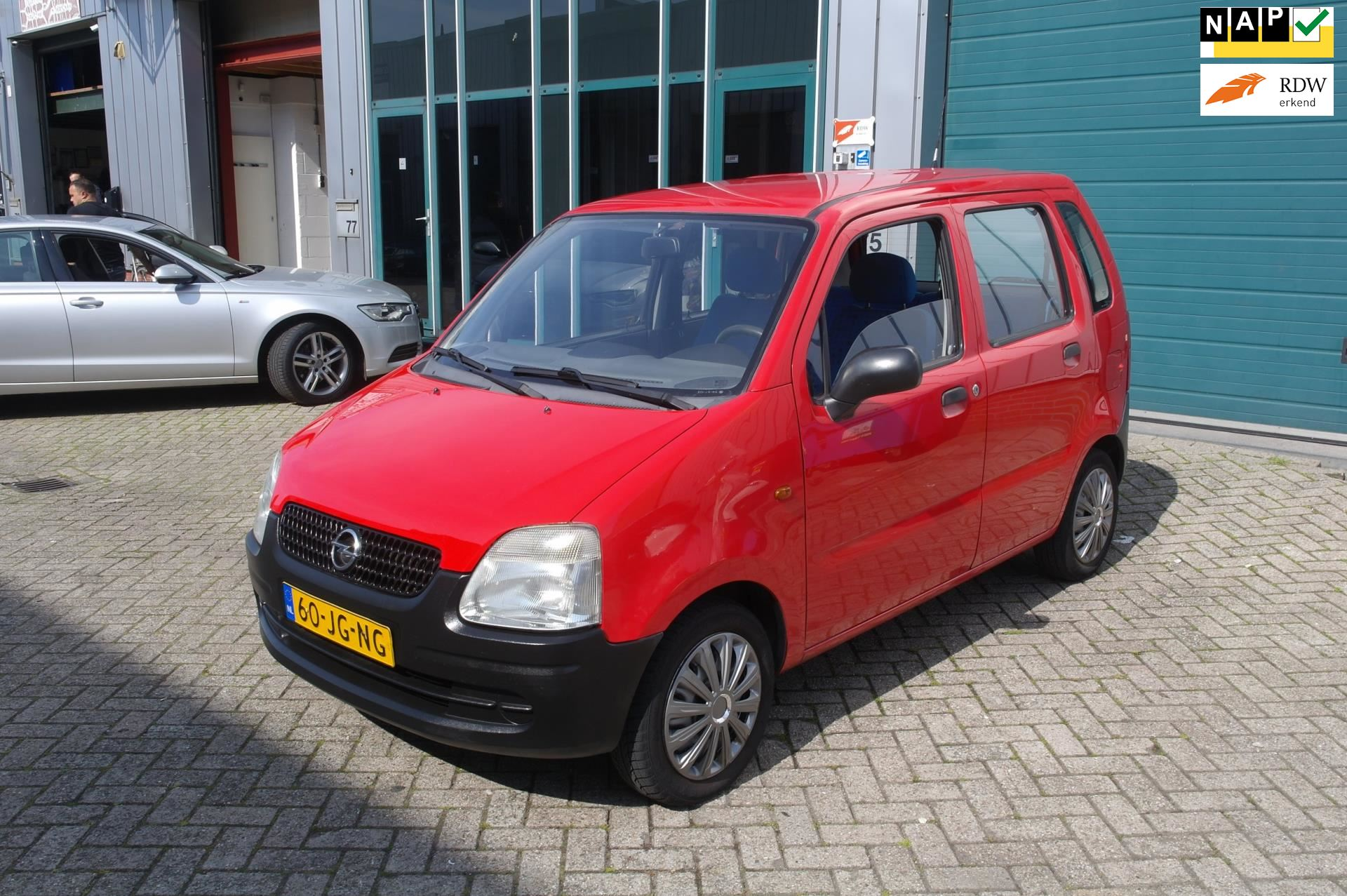 Opel Agila occasion - Wolters Autohandel