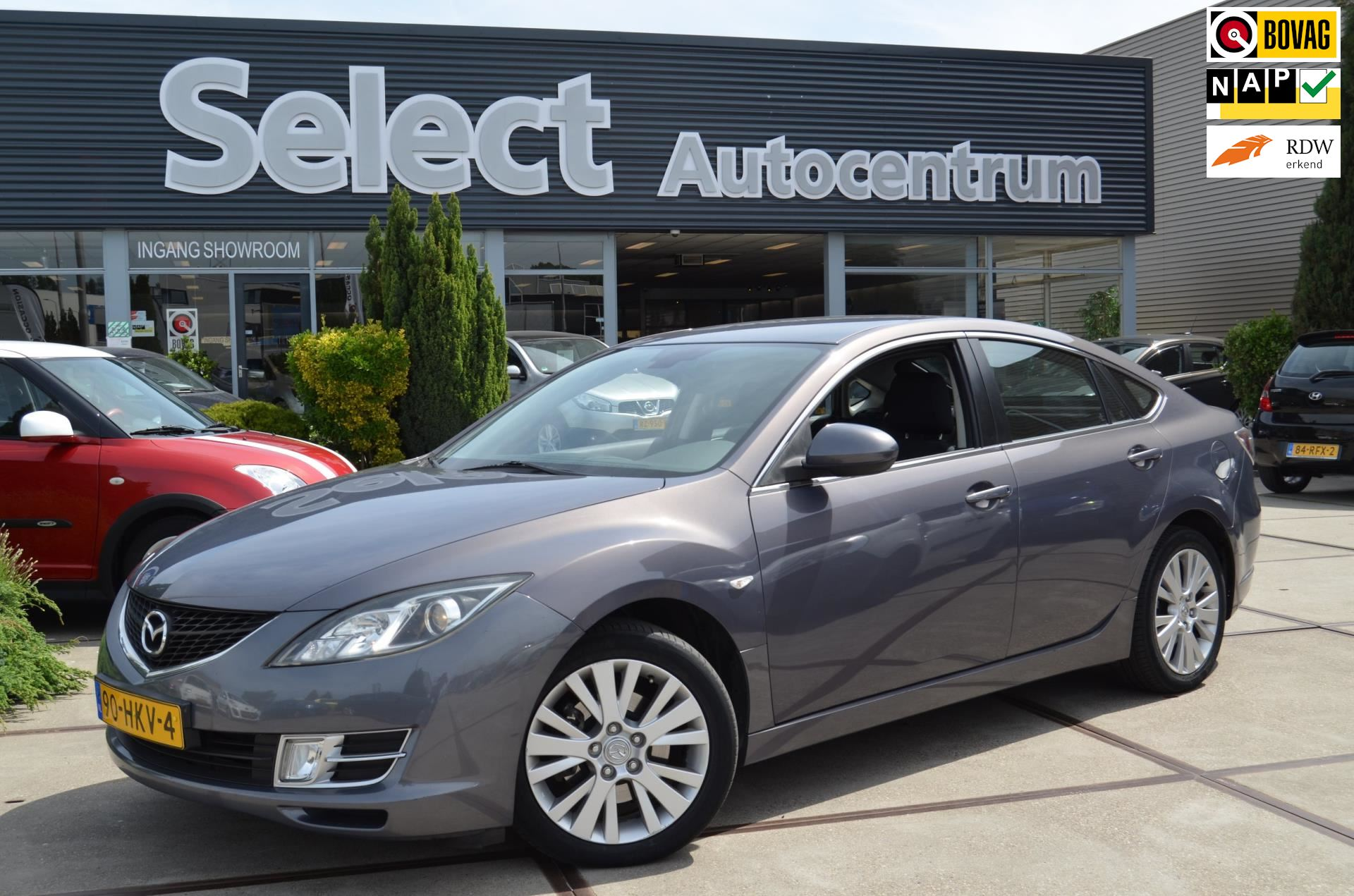 Mazda 6 occasion - Select Autocentrum