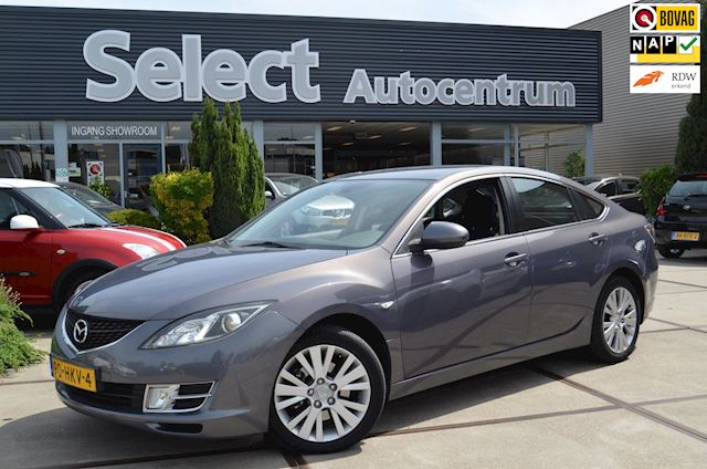 Mazda 6 2.0 S-VT Touring Climate control | Nieuwstaat | NAP