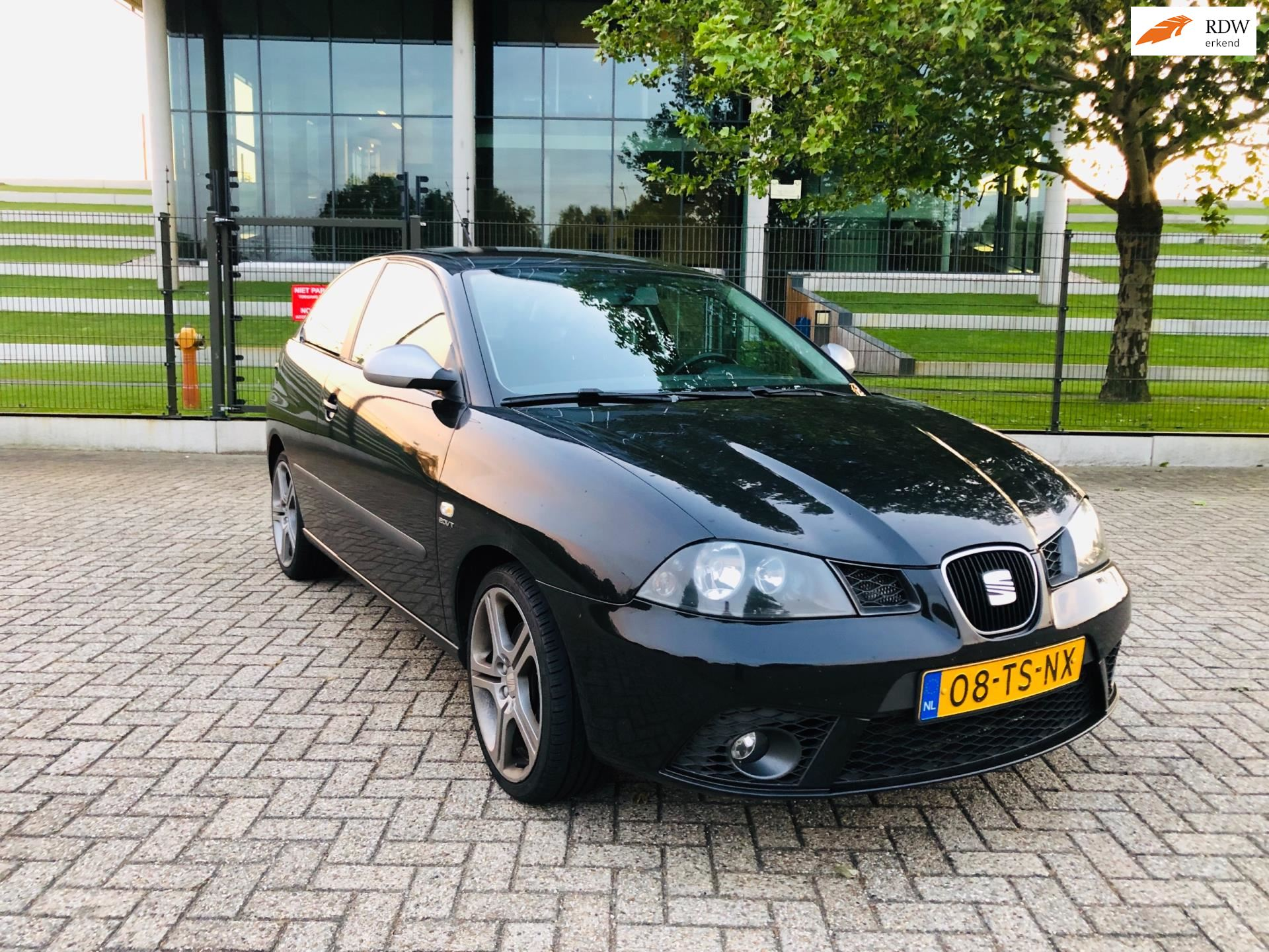 Seat Ibiza occasion - Hogeland Occasions