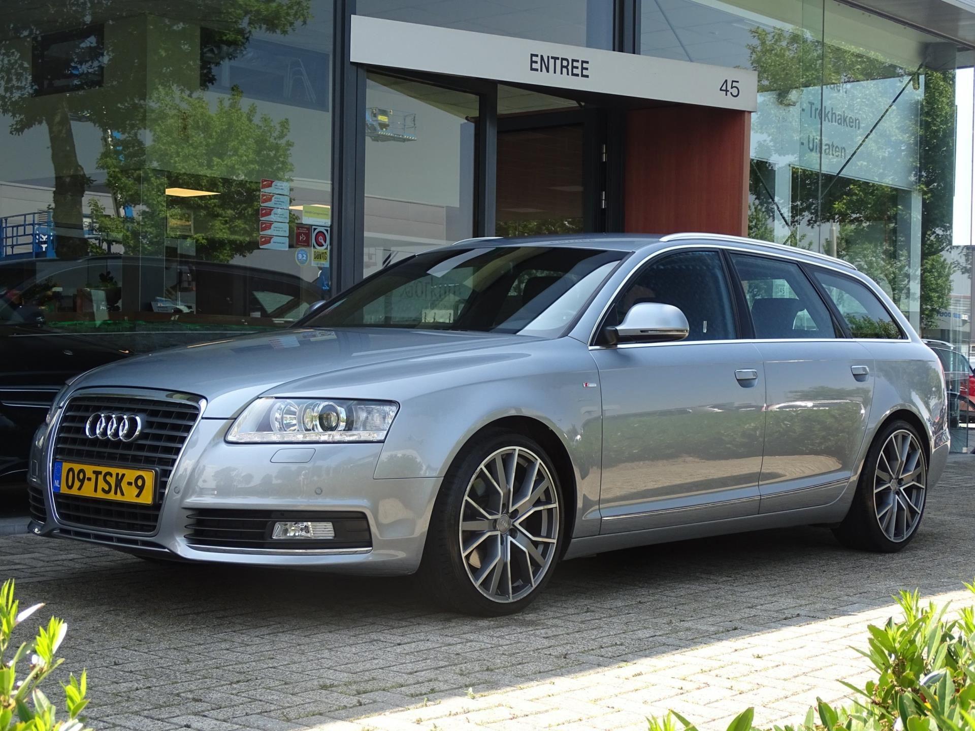 Audi A6 Avant occasion - Autobedrijf van Gorkum