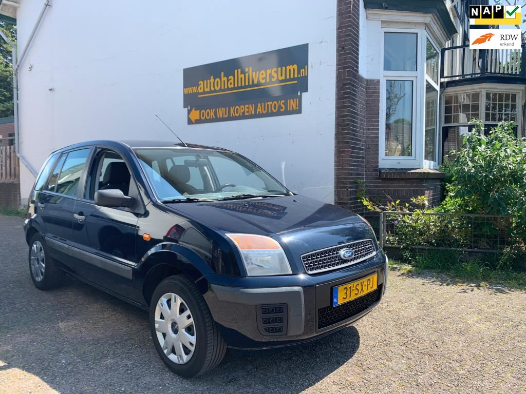 Ford Fusion occasion - Autohal Hilversum