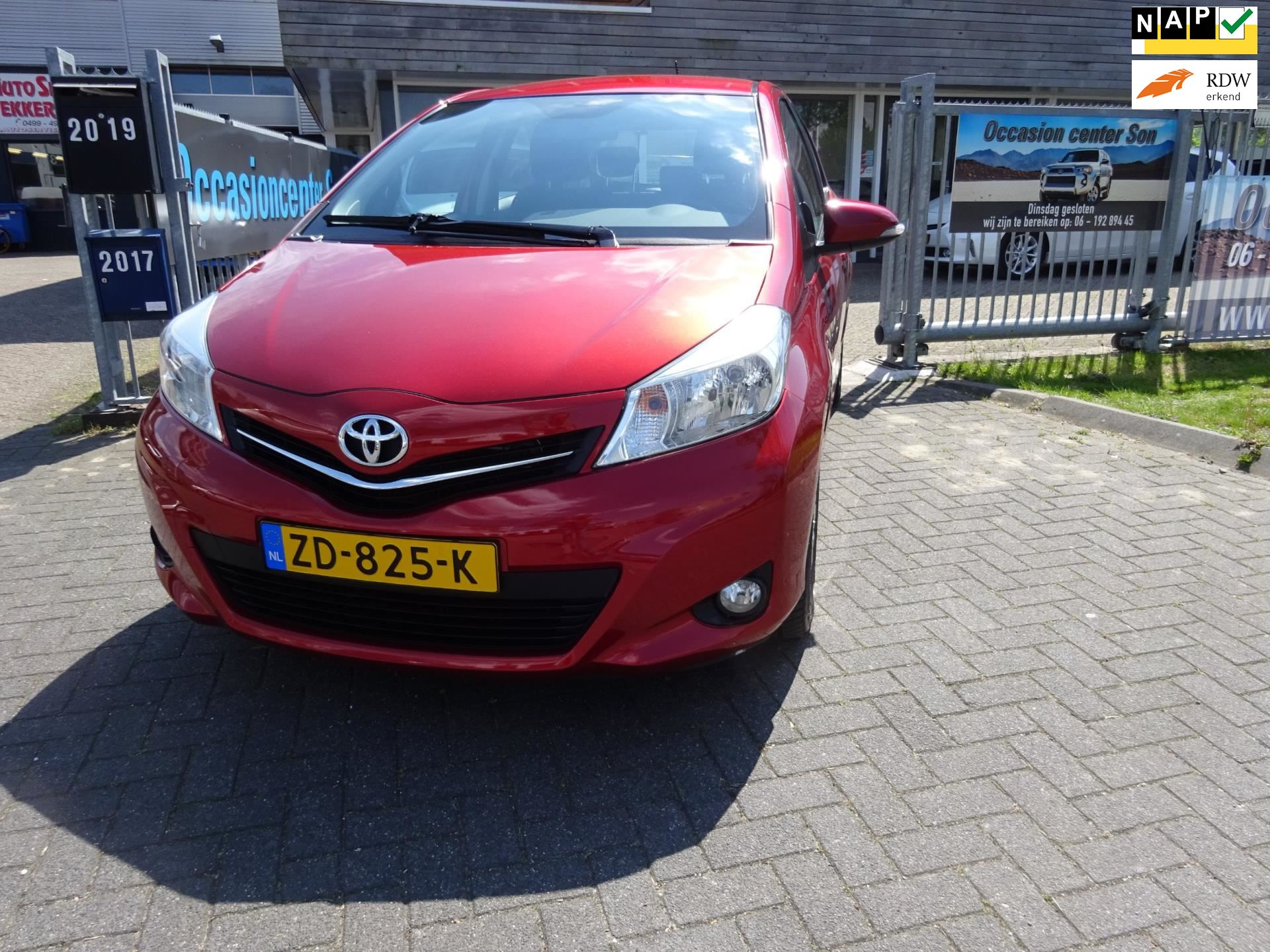 Toyota Yaris occasion - Occasion Center Son B.V.