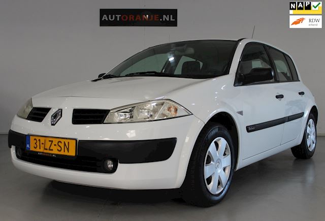 Renault Mégane 1.4-16V Expression Basis Airco, Cr Control, NAP, APK, Nette Staat!!