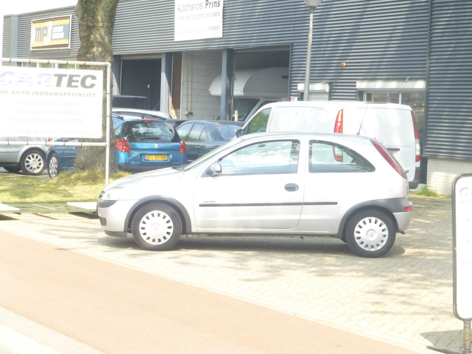 Opel Corsa occasion - Autohandel Prins
