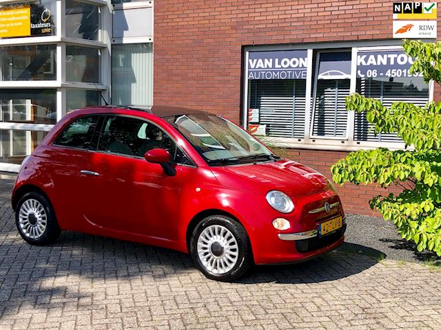 Fiat 500 occasion - Van Loon Automotive