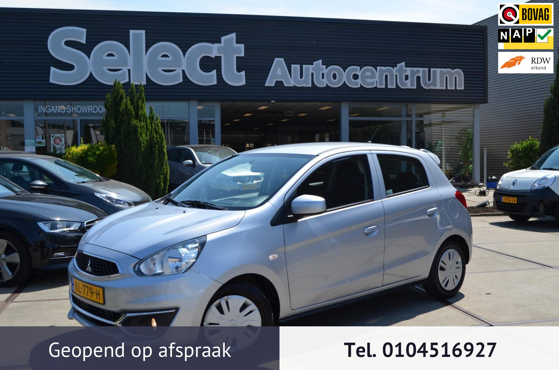 Mitsubishi Space Star occasion - Select Autocentrum