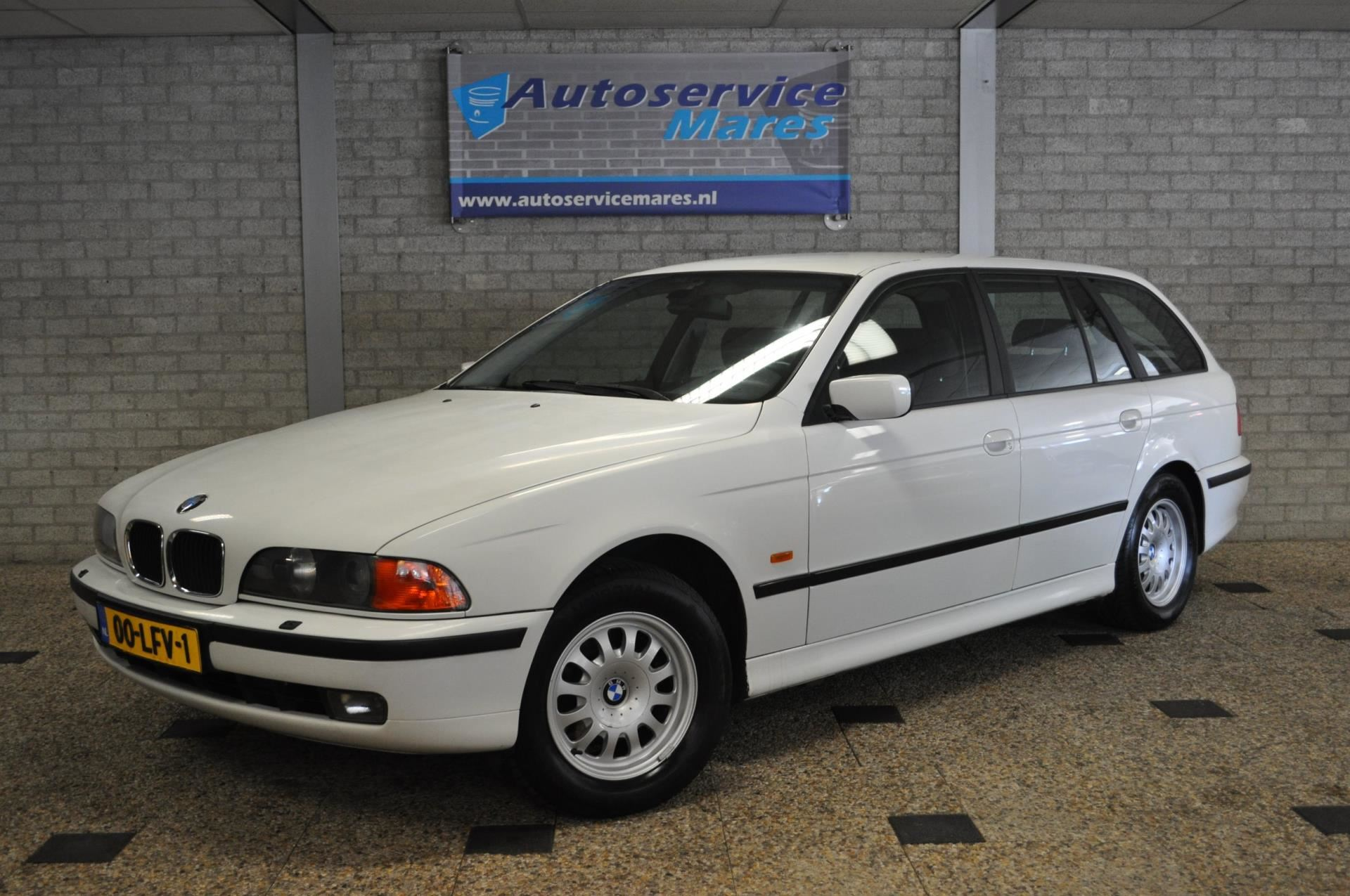 BMW 5-serie Touring occasion - Autoservice Mares