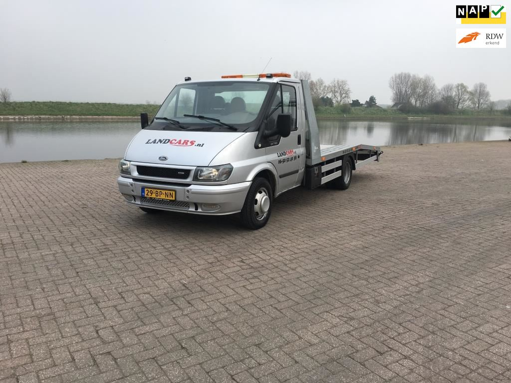 Ford Transit occasion - Land Cars Middelburg
