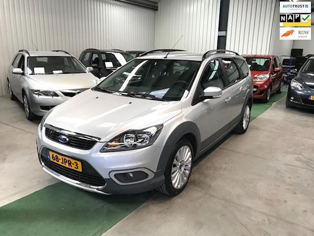 Ford Focus Wagon 1.8 X Road Flexi Fuel Titanium/NIEUWE STAAT/LAGE KM STAND