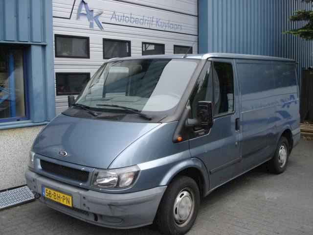 Ford Transit 260S 2.0TDdi Business Edition